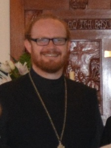 Fr Andrew Smith, our rector and parish priest.